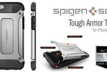 Spigen iPhone 6s/6 tokok