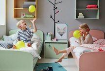Quarto infantil / Ideias e inspirações de quartos infantis tanto para meninos como para meninas. Dicas de decoração para mães!