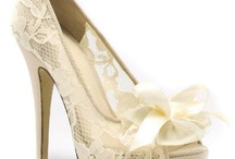 My wedding day shoes