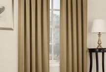 Room Darkening and Energy Saving / Room darkening curtains are the perfect way to control the light and temperature of any room.Other than making it easier to sleep, room darkening curtains also help keep a room cooler during hot months by diffusing the heat from the UV rays that enter the room. In the cooler months room darkening panels offer thermal efficiency, ultimately saving you money by blocking cold drafts and maintaining the heat within the room.