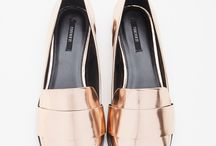 Flat, Pointed, and Loafers Shoes