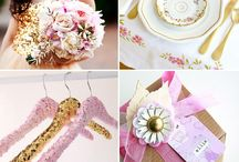 Pioenroos: Pink, Peach, Gold, Mint, White