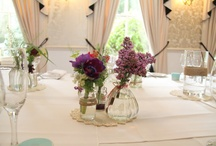 Flowers for the Table - Grouping & Bud / by Dandie Andie Floral Designs
