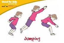 FMS: Jumping, Hopping and Skipping / Fundamental Movement Skills: Jumping, Hopping and Skipping