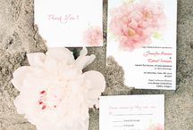 Pink Wedding Invitations / Have you chosen pink wedding flowers or pink bridesmaid dresses for your wedding? Why not consider setting the whole mood for your big day with pink wedding invitations? We offer a very pretty palette of pinks for you to choose from and match with your wedding themes and wedding ideas.