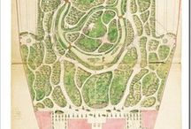 History garden maps