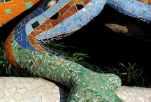 Gaudí in Barcelona / Pics of the most emblematic buildings of the architect Antoni Gaudí