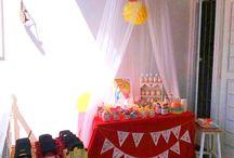 vintage birthday party / birthday party