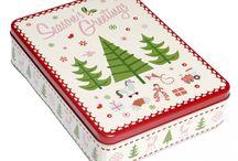 Christmas Inspiration / Vintage christmas graphics and design