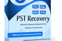 PST Repair Tool / PST Repair Tool performs to repair damaged PST file and recover PST emails, contacts, calendars, task etc