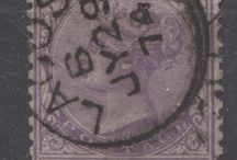 Naija Stamps / Nigerian Postage Stamps and Postal History from 1874 to present