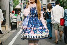 Kawaiii Japanese fashion