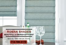 Window Shades / Window shades, Roman shades, roller shades, and sheers by Window Fashions in Remsen, Iowa. For more than 24 years, Window Fashions has been providing Iowa residents with custom Hunter Douglas window shades, Roman shades, roller shades, and sheers. Learn more on our site: http://windowfashionsia.com or give us a call here: 712-786-3176