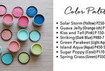 BB Frösch Color Inspiration