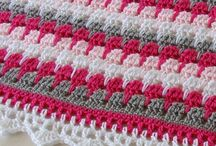 Crochet Blanket Designs