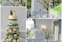 Wedding Cakes / Beautiful wedding cakes from the events we styled.