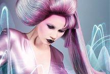 hair ideas / by Lou Denim