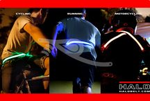 RUCKSTERS x HALO BELTS / Rucksters riders wearing Halo Belts.