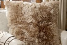 Alpine Decor / Rustic yet comfortable, warm and luxurious defines the Alpine interior experience; soothing the senses after a busy day on the slopes...