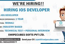 Job Opportunity with SwipeCubes Softs