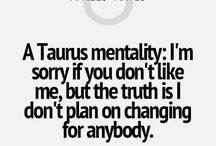 Zodiac Signs Taurus➰