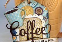 Koffie kaarten