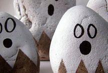 Halloween Crafts for Preschool