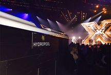 X Factor Final 2014 / We were featured in the X Factor Final as one of the show's suppliers for the event!