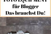 Blog-Tips / Auf dieser Pinnwand sammele ich Tipps rund um das Bloggen.