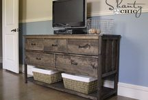 DIY furniture / by Erin Holman