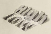graphic | typography