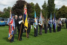 WW1 100 Years / Events covered during the 100th Anniversary of the beginning of WW1 around Chippenham