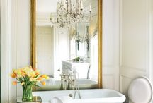 French Provincial Bathrooms