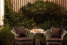 Ideas | Small courtyard
