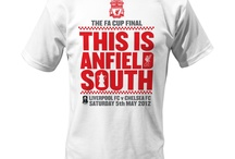 FA Cup Final Merchandise / Official merchandise from Liverpool Football Club for the 2012 FA Cup final