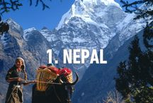 Nepal Number DESTINATION : Rough Guide