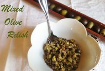 Mixed Olive Relish / Kitchen Wisdom Gluten Free Mixed Olive Relish Recipe http://kitchenwisdomglutenfree.com/2015/06/20/mixed-olive-relish-forget-what-you-know-about-wheatc-2015/