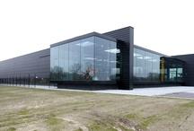 Industrial exterior design