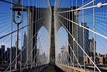 "I Love New York! / "" Big Apple "" through photo lens / by InsideJourneys"