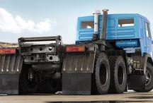 100% °=° Russian Trucks