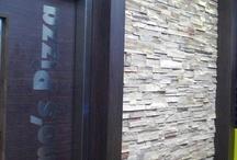 Interior Ideas -  Fernhill Stone Cladding / stone walls