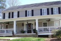 Updated Colonial Exterior