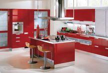 Red Dream Kitchens