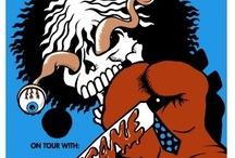 Melvins Concert Posters