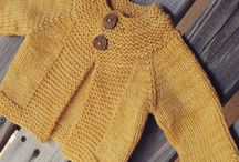 Baby knitting pattern