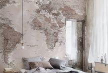 Maps Decor