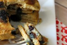 Pancake / Recipes for *Pancake Experiment* weekends / by Diana Deli