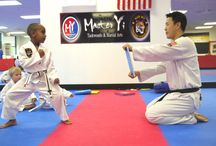 M.Y. Taekwondo's Little Tiger Program! / M.Y. Taekwondo offers great classes for kids ages 4-5. We teach focus, discipline, and self-confidence in a fun learning environment! Check out our awesome kids here.