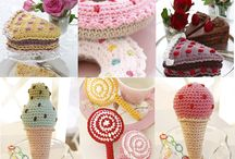 Crochet Food! / by mama 49