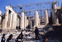 Acropoli di Atene / descrizione delle varie parti dell'acropoli